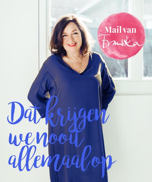 franska blauwe jurk