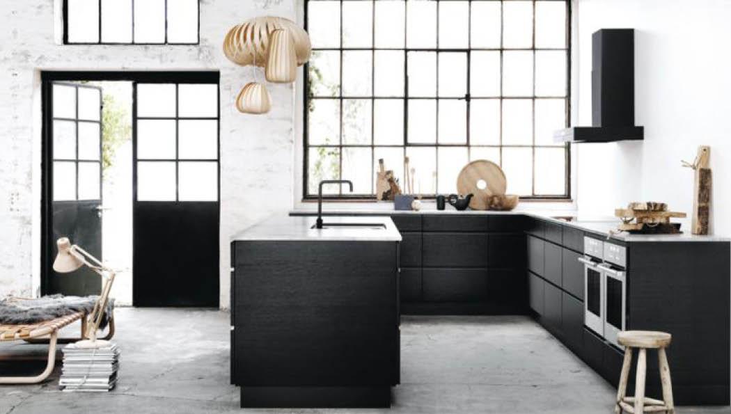 Keuken Zwart Ikea : Zwarte keuken ikea best keukeninspiratie krugot