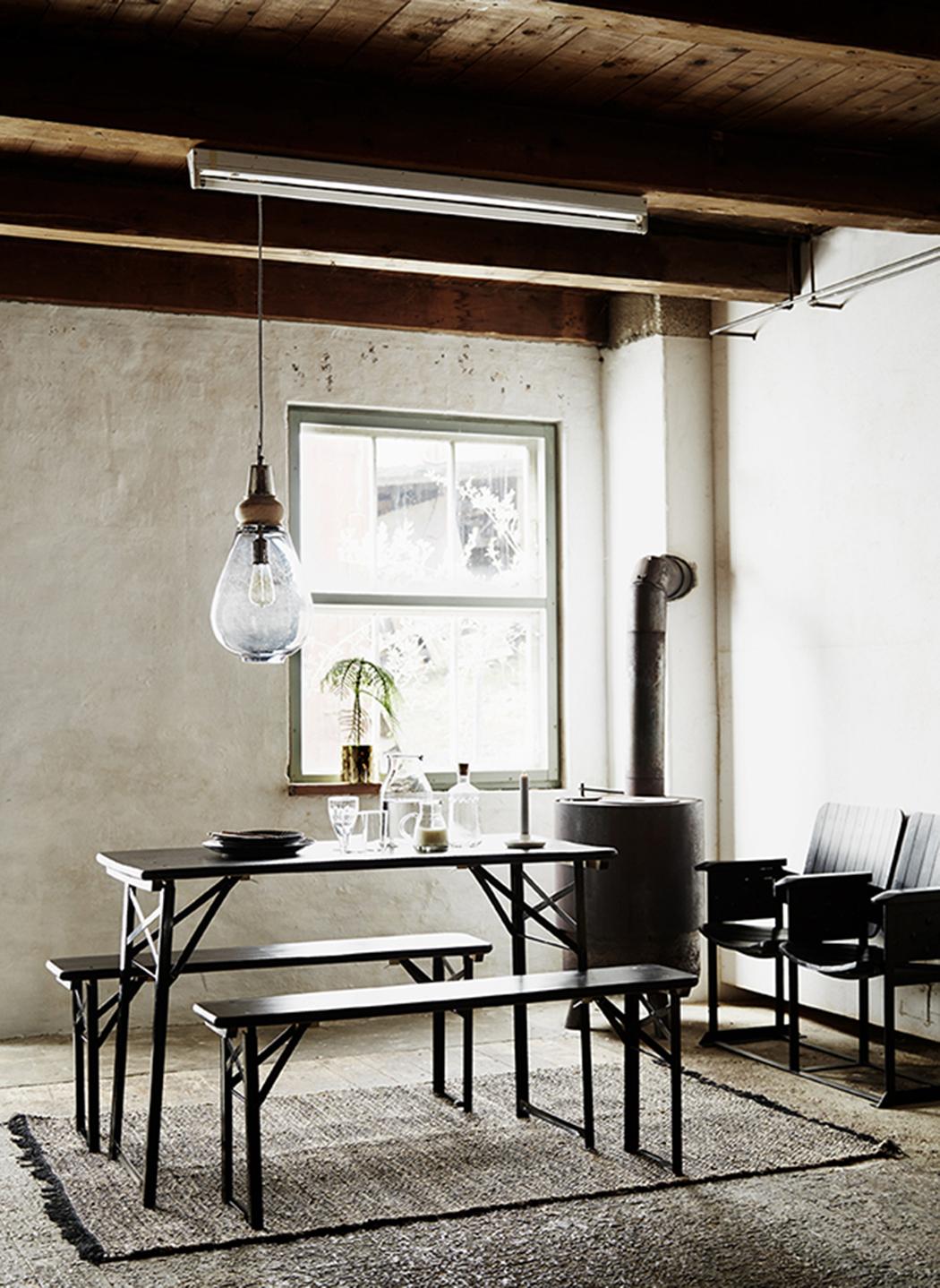 Hanglamp glas €159,95 (Madam Stoltz)_kl