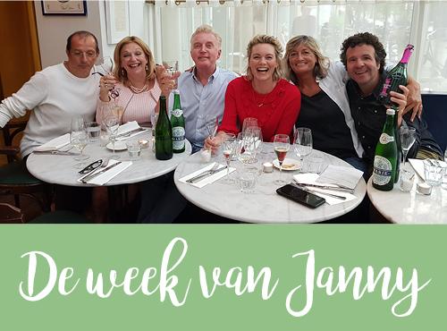 De week van Janny