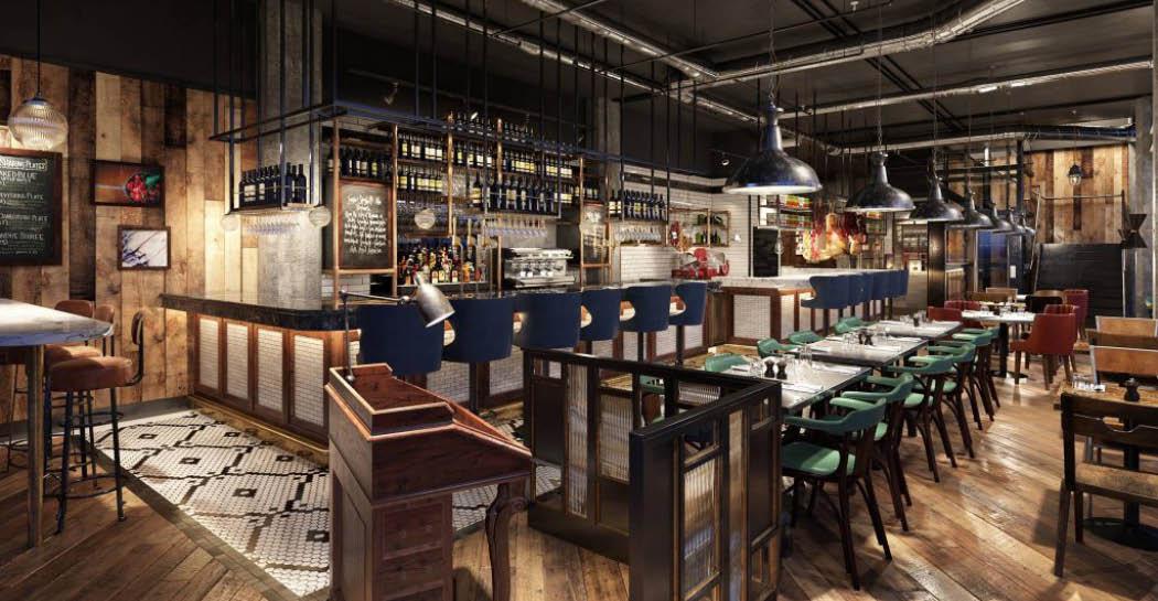 Jamie oliver opent italiaans restaurant in den haag for Auto en interieur den haag
