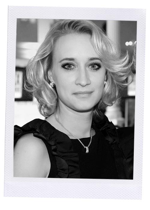 Eva Jinek polaroid
