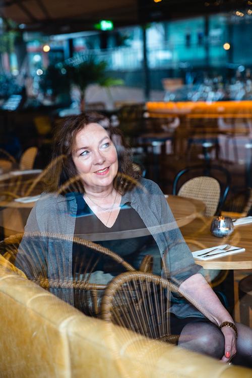 franksa in restaurant