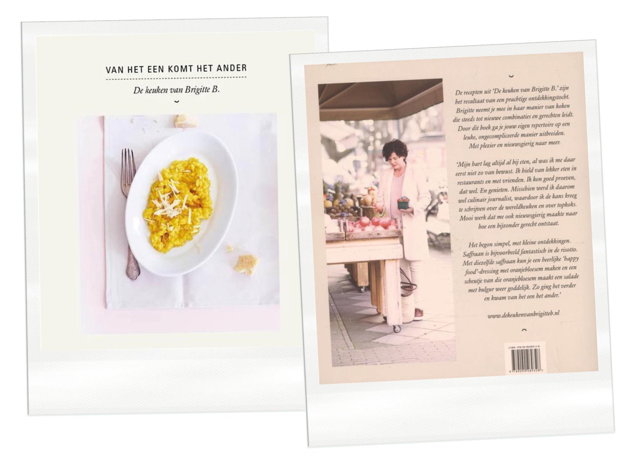 kookboek van brigitte bormans