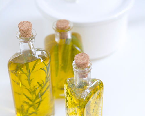 flessen olijfolie