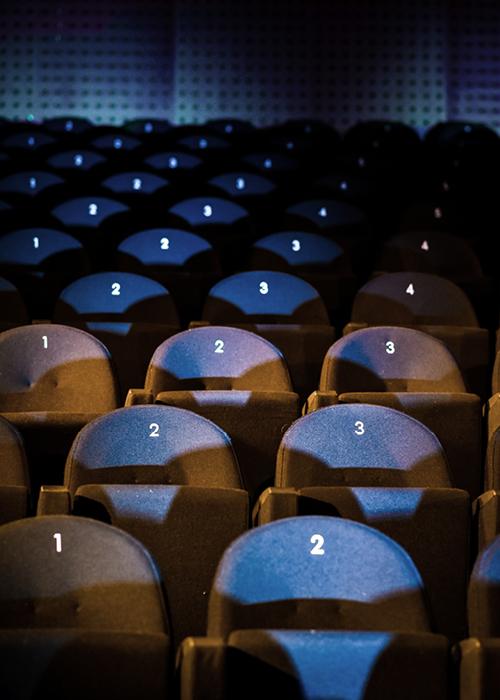 theaterstoelen