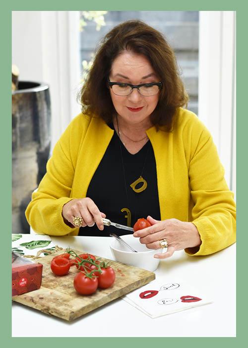 franska snijd tomaat